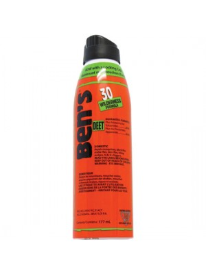 Ben's® 30% Tick & Insect Repellent, 177 mL Continuous Spray